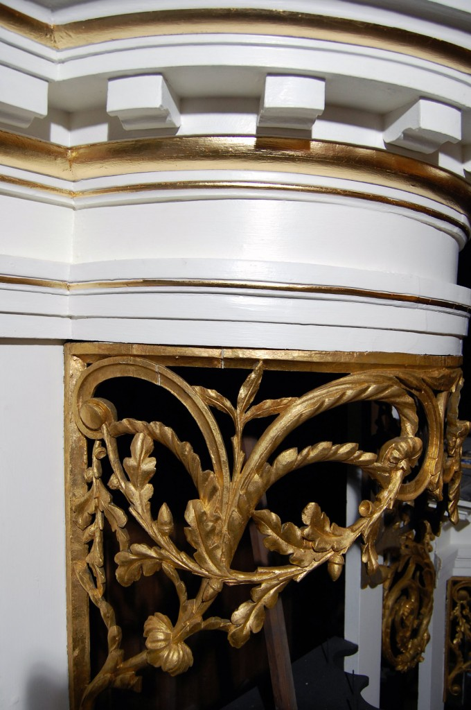 Detail orgel Laurentiuskerk.
